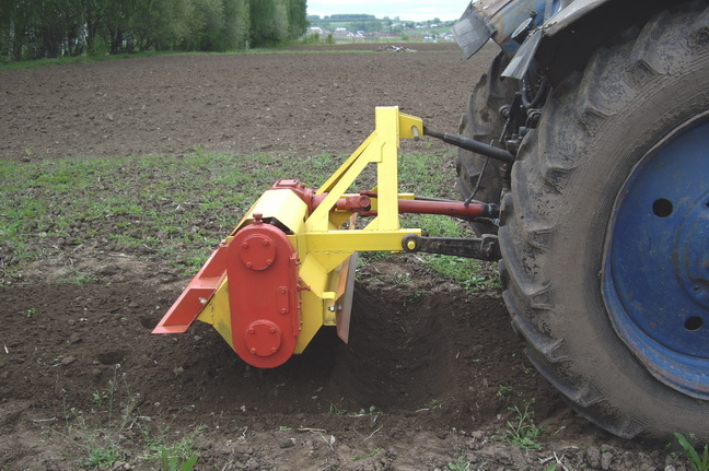 Фреза для трактора т 40